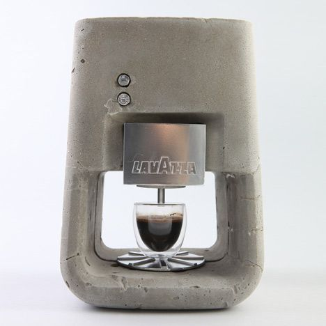 Cafetera Lavazza by Shmuel Linski